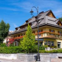 Hotel Haberl, hotel a Tarvisio