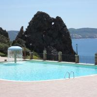 Villa Le Conchiglie, hotel in Nebida