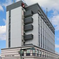 ホテルサンルート栃木、栃木市のホテル