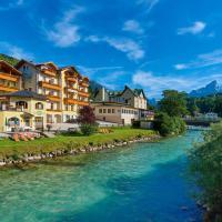 Hotel Grünberger superior, Hotel in Berchtesgaden