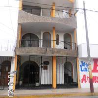Hostal Buen Pastor, hotel in Nazca