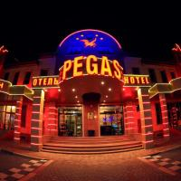 Hotel Pegas, hotel near Krasnodar International Airport - KRR, Krasnodar