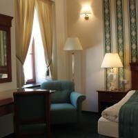 Penzion U Karla IV., hotel v Kadani