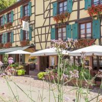 Hôtel du Mouton, hotel in Ribeauvillé