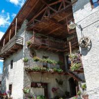 Agriturismo Barba Gust, hotel a Cesana Torinese