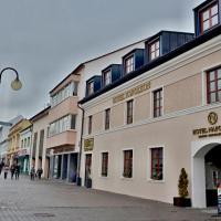 Hotel Napoleon Austerlitz, hotel in Slavkov u Brna