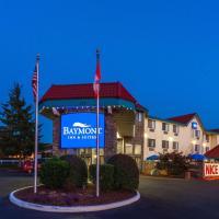 Baymont INN & Suites by Wyndham, hotel in Bellingham