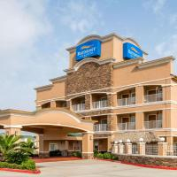 Baymont by Wyndham Galveston, hotel in West End, Galveston