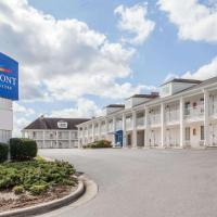 Baymont by Wyndham Hickory, hotel in Hickory