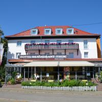 Hotel Restaurant Thum, Hotel in Balingen