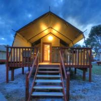 Scamander Sanctuary Holiday Park, hotel em Scamander