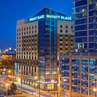 Hyatt Place Nashville Downtown, hotel in Nashville