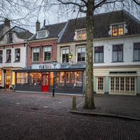 Hotel Brasserie Florian, hotel in Wijk bij Duurstede