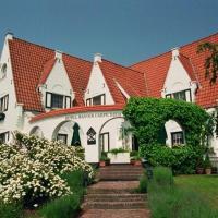 Romantik Manoir Carpe Diem, hotel in De Haan