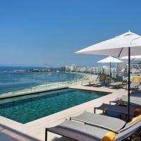 Windsor California Hotel, hotel in Rio de Janeiro