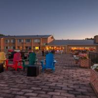 Old Orchard Inn Resort and Spa, hotel em Wolfville