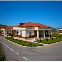 Shamakhy Sport Villas, отель в городе Шемахы