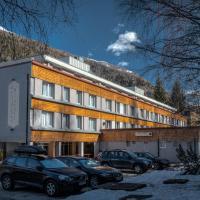 Residence Kristall, hotell i Mezzana