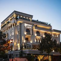 Mondial Hotel, hotel en Tirana