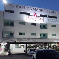 Augustos Hotel, hotel in Santo Antônio de Jesus