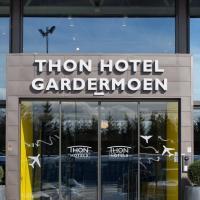 Thon Hotel Gardermoen, hotel in Gardermoen