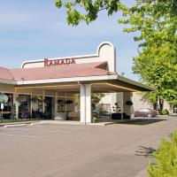 Ramada by Wyndham Portland Airport, hotel in Portland