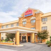 Ramada Limited Decatur, hotel in Forsyth