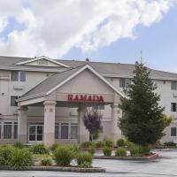 Ramada Limited Redding, hotel in Redding