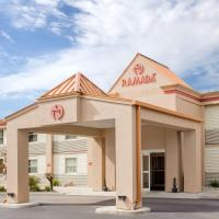 Ramada by Wyndham Angola/Fremont Area, отель в городе Ангола