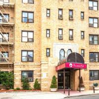 Ramada by Wyndham Jersey City, отель в Джерси-Сити