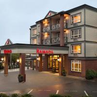 Ramada by Wyndham Nanaimo, hotel in Nanaimo