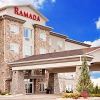 Ramada by Wyndham Stettler, hotel em Stettler