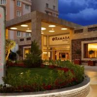 Ramada Resort Lara, отель в Ларе
