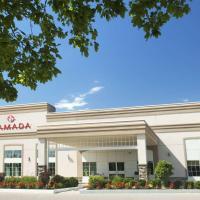 Ramada by Wyndham Trenton, hotel em Trenton