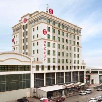 Ramada By Wyndham Elazığ, hotel near Elazig Airport - EZS, Elazığ