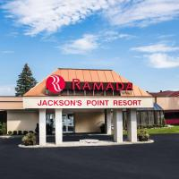 Ramada by Wyndham Jacksons Point, hotel in Georgina