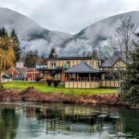 Riverside Inn, hotel em Lake Cowichan
