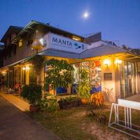 Manta Lodge YHA & Scuba Centre, hotel in Point Lookout