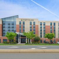 Hyatt Place Herndon Dulles Airport East, hotell nära Washington Dulles internationella flygplats - IAD, Herndon