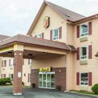 Super 8 by Wyndham Amherst NS, hotel in Amherst