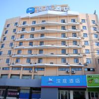 Hanting Express Shangqiu Railway Station, hotel in Shangqiu