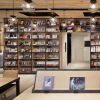 Lamplight Books Hotel Nagoya, hotel in Nagoya