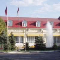 Отель Оптимист, отель в городе Аксай