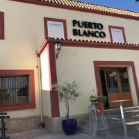 Hostal Restaurante Puerto Blanco, hotel en El Garrobo