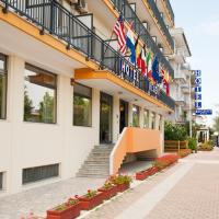 Hotel Regent, hotell i Pescara