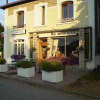 Le Coq d`Or, hotel in Montfaucon-d'Argonne