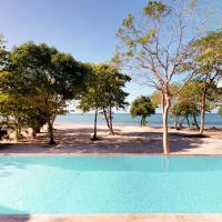Private beachfront paradise Palmetto Bay