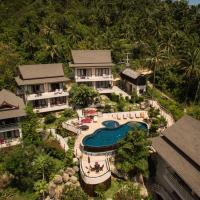 Koh Phangan Pavilions, hotell sihtkohas Thong Nai Pan Noi