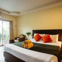 Diamond Park Inn Chiangrai & Resort, отель в Чианграе