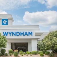 Wyndham Riverfront Hotel, hotel in Little Rock